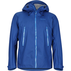 Marmot Red Star Jas Heren, dark cerulean
